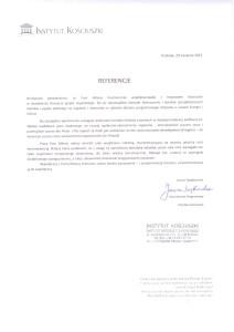 Referencje_Milena_Kazimierczak1